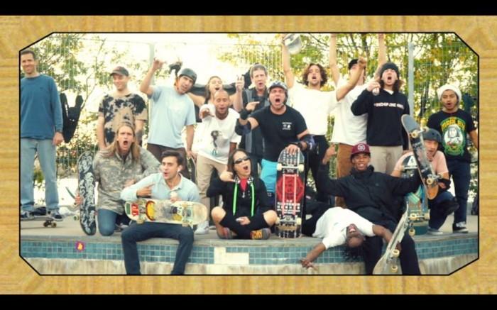 Yo Skateboard!