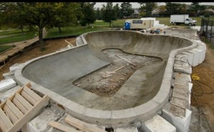 Skatepark of Baltimore Grand Opening