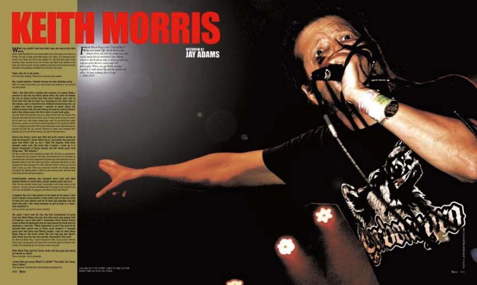 KEITH MORRIS