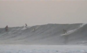 Malibu South Swell Session