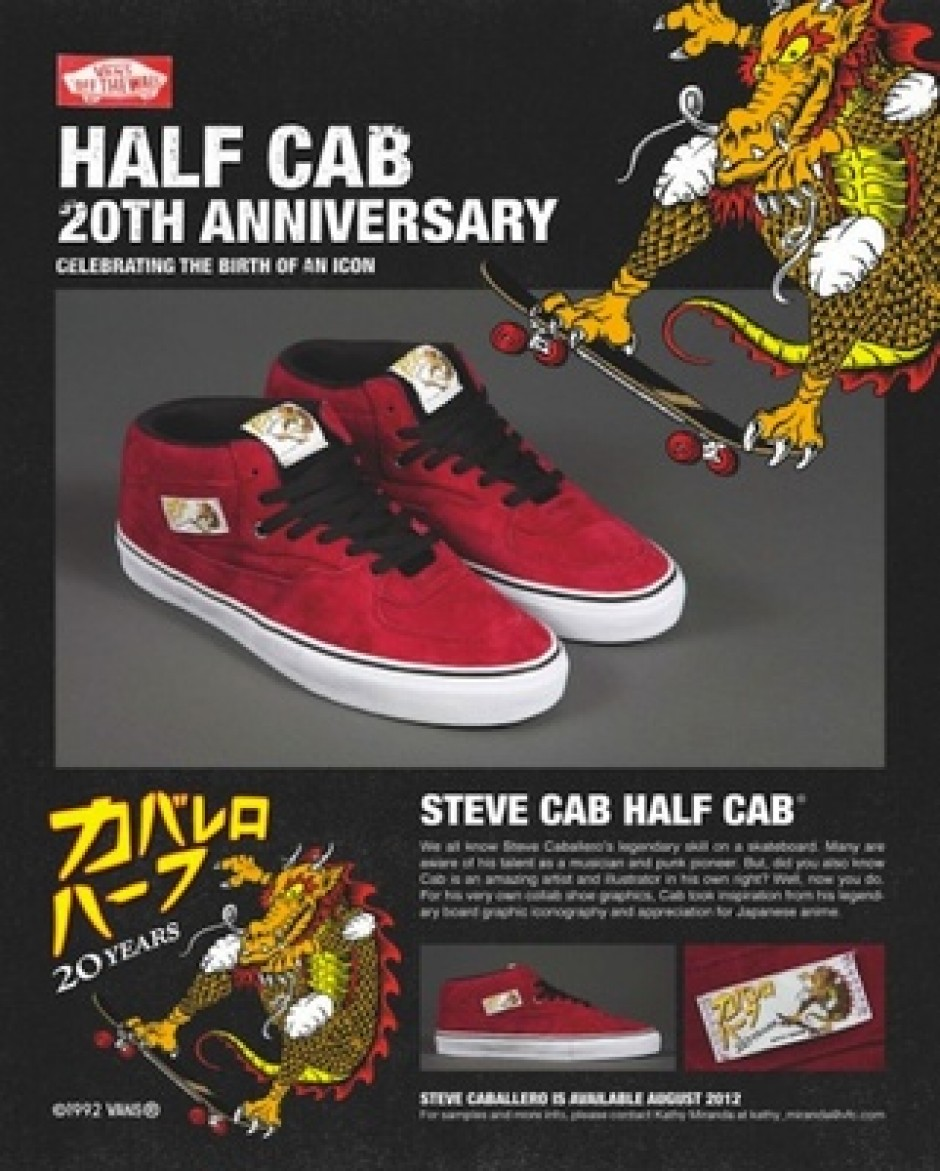 Half Cab 20th Anniversary