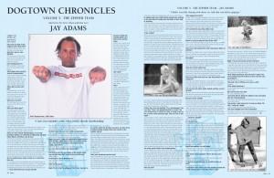 DOGTOWN CHRONICLES: JAY ADAMS