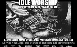 Edward Colver Photography Show