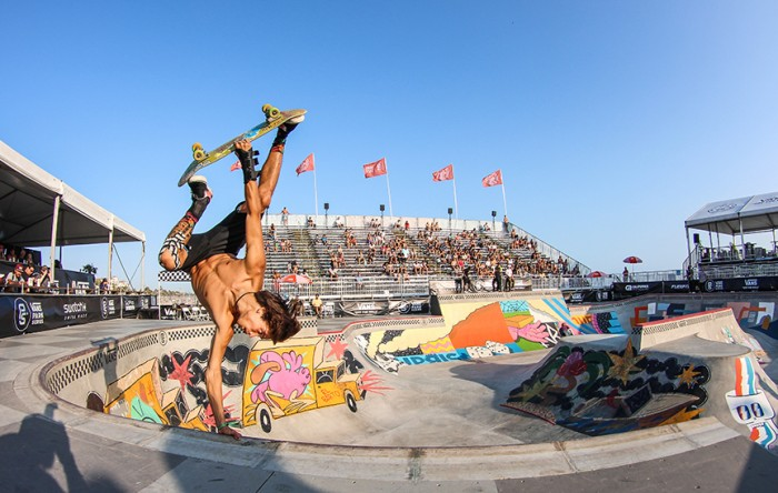 4fd1b4b84c Vans Park Series Pro Tour Heats Up in Huntington Beach California ...