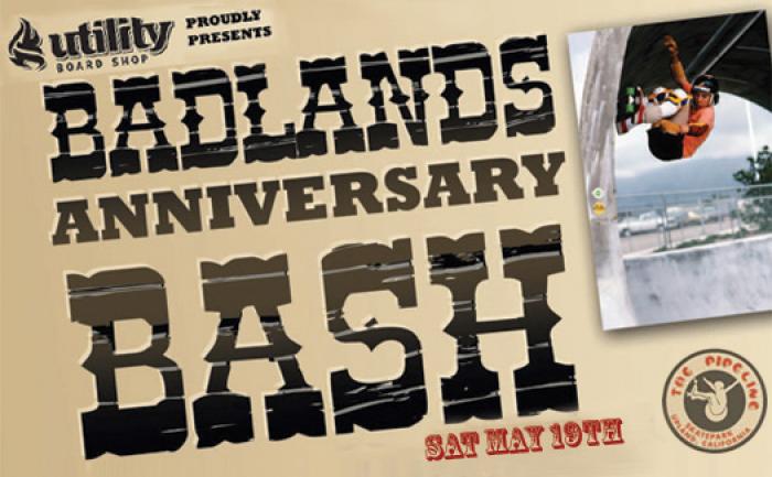 Badlands Anniversary Bash