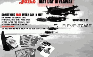 Element Case May Day Giveaway