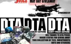 DTA Posse May Day Giveaway
