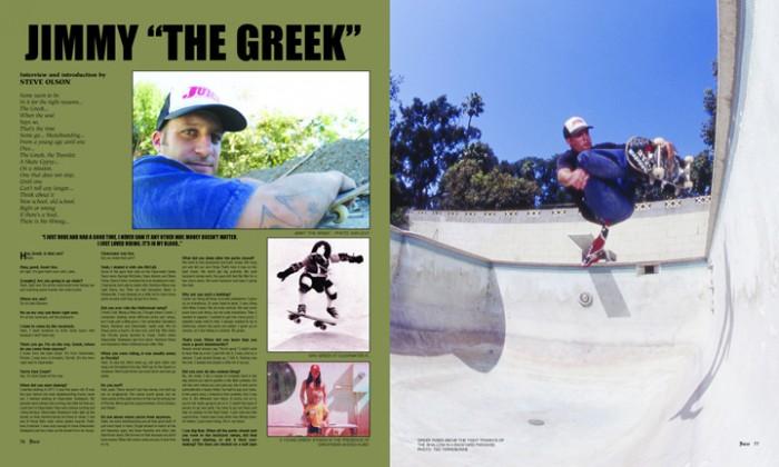 JIMMY THE GREEK