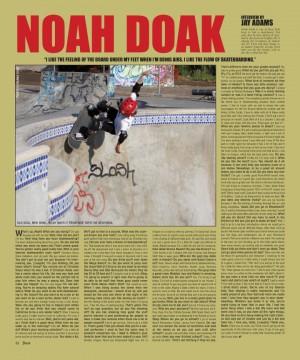 NOAH DOAK
