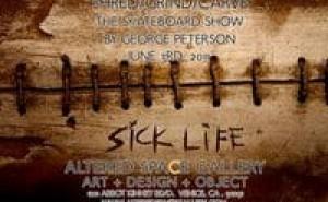 George Petersons Sick Life Shred Grind Carve
