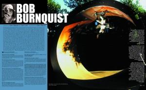 BOB BURNQUIST photo by Dan Bourqui