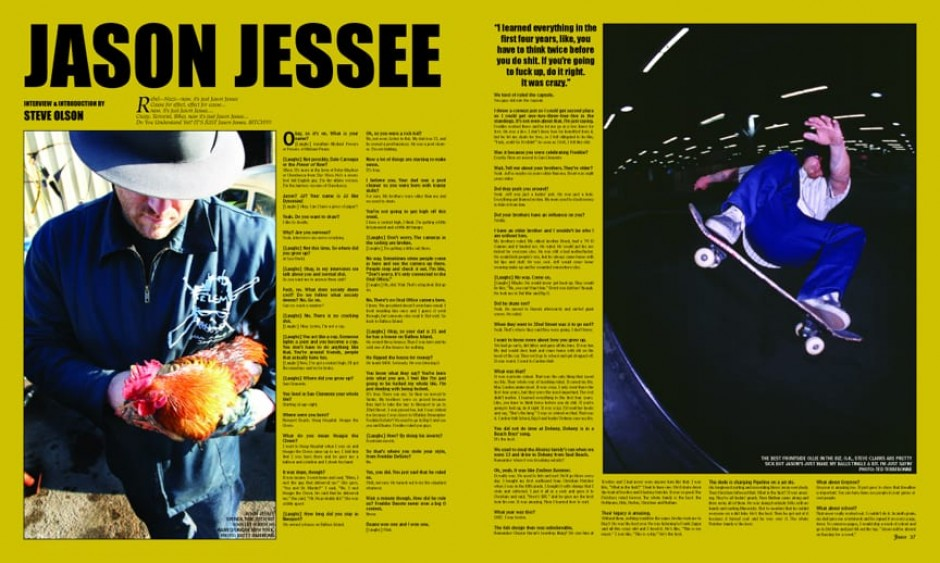 JASON JESSEE