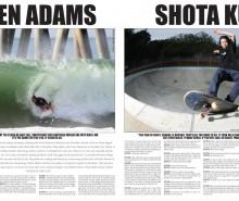 Seven Adams and Shota Kubo