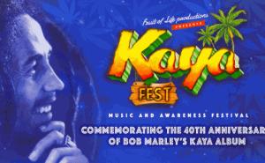 Kaya Fest Banner
