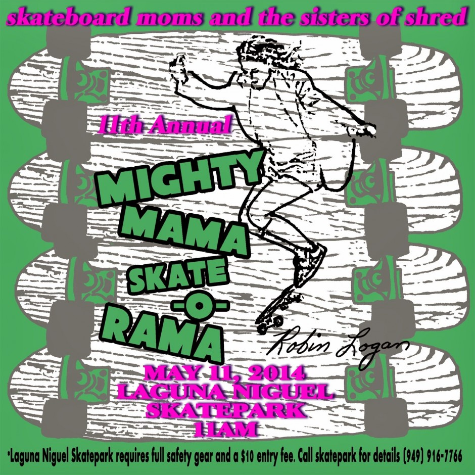 Mighty Mama Skate-O-Rama!
