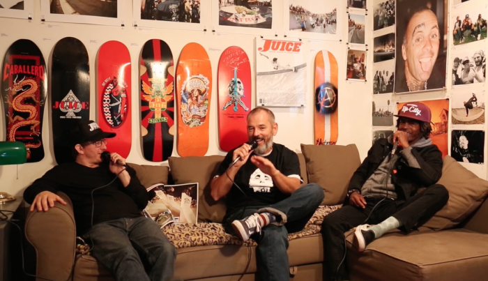 Juice Magazine Drop In With Marty Ramos