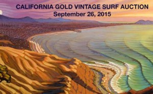 California Gold Vintage Surf Auction