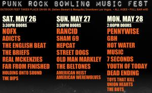 Punk Rock Bowling Fest